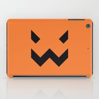 jack daniels iPad Cases featuring Jack by Aaron Johnson Design