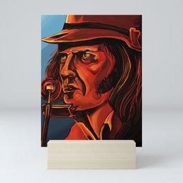 Neil Young Mini Art Print