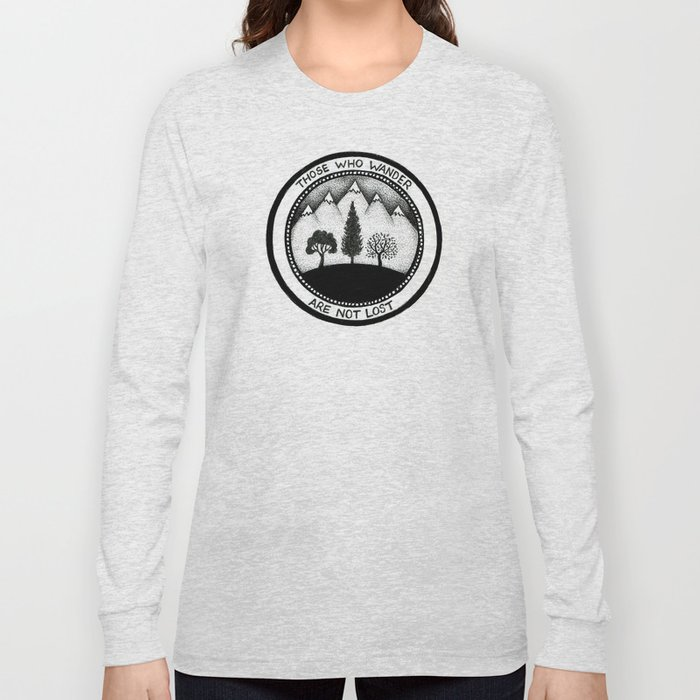 Wanderling Woods Long Sleeve T-shirt