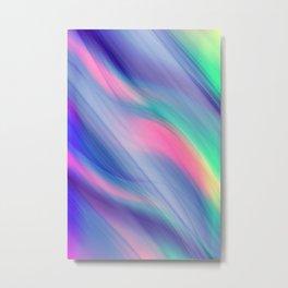 Color gradient 18 Metal Print