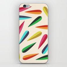 Feathers II iPhone & iPod Skin
