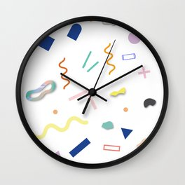 ShapeShift Wall Clock