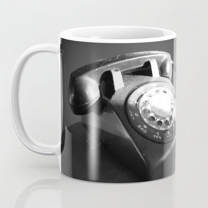 Call Me Coffee Mug