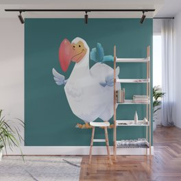 Dodo Bird Wall Mural
