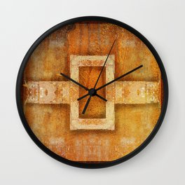 Mysterious Box Wall Clock
