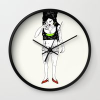 Fuck you, world. I'm out. Wall Clock