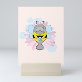 Manabee Mini Art Print