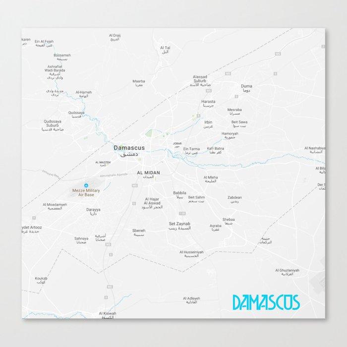 Damascus Map on libya map, umayyad mosque, medina map, sanaa map, amman map, constantinople map, asma al-assad, belgrade map, bashar al-assad, jordan map, aleppo map, ankara map, sinai peninsula map, syria map, euphrates river map, canaan map, muscat map, tyre map, beirut on a map, mecca map, jerusalem map, iraq map, persia map,