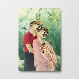 Family Photo Metal Print