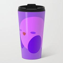 Kirby(Smash)Purple Travel Mug