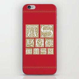 The Princess Bride iPhone Skin
