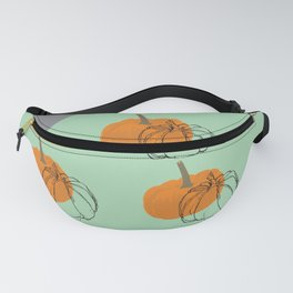 Seeing Pumpkins, Way of the Road #3 Fanny Pack