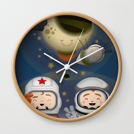 +50 years (Dream on) Wall Clock