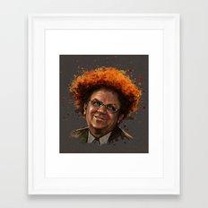 Steve Brule Framed Art Print