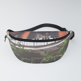 New Orleans French Quarter Piano Nola Home in Louisiana Fanny Pack