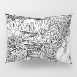 Desert Springs Pillow Sham
