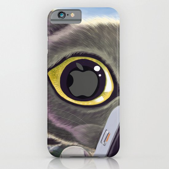 Falling Cat & Hero iPhone & iPod Case