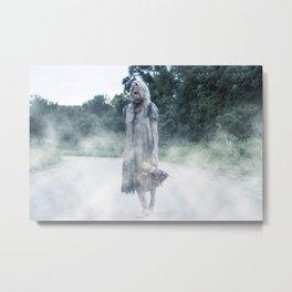 """VAMPLIFIED """"Demons Road Huntsville"""" Metal Print"""