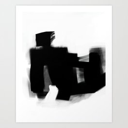 Yesterday #1 Art Print