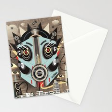 Ubiquity sound Stationery Cards