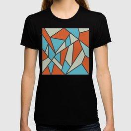 Geometric Colour Pattern V3 T-shirt
