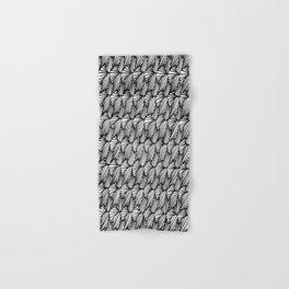 Zentangle Paradox Hand & Bath Towel