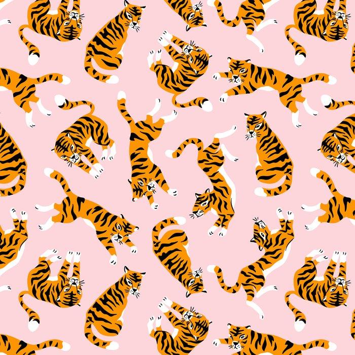 Cute tigers Leggings