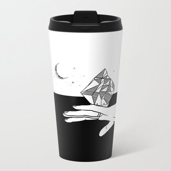 Cold Love Metal Travel Mug