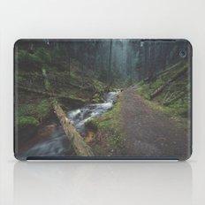 Welcome home iPad Case