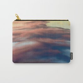 Fade To Blues Carry-All Pouch