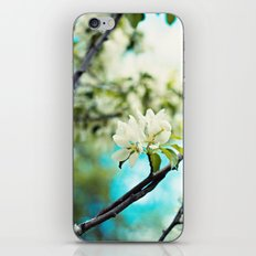 tropical flower. iPhone & iPod Skin