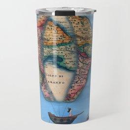 Pirate Balloon 2 Travel Mug