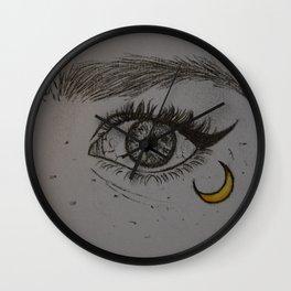 Tumblr Eye Wall Clock