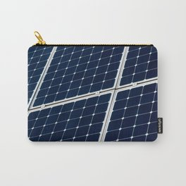 Solar power panel Carry-All Pouch