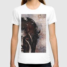"""""""CH"""" Cluster Headache T-shirt"""