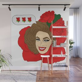 It's her, Valentina! Wall Mural