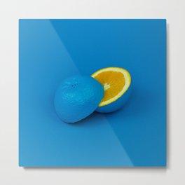 Blue Orange (Cody Davis) Metal Print
