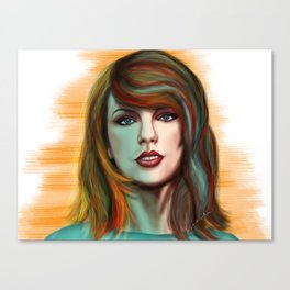 Take me to the Sun Canvas Print