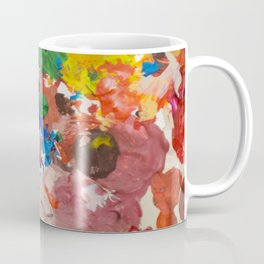 Palette of Colors Coffee Mug