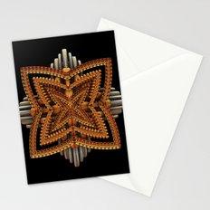 Art Deco Brooch Stationery Cards