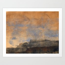 Southwestern Sky Art Print
