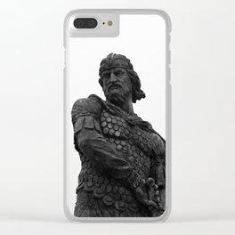 Skopje II Clear iPhone Case
