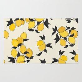 When life gives you lemons... Rug