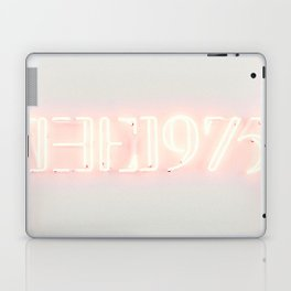 The1975 - Pink Laptop & iPad Skin