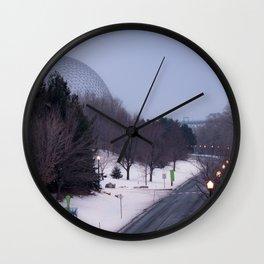 Montréal in November (8 of 11) Wall Clock