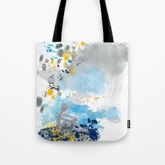 a room with view from asteroid B 612 _ the little prince Tote Bag