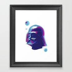 Star Wars: Darth Vader Framed Art Print