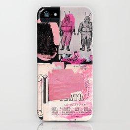 Atto iPhone Case