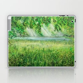 sunshade of nature Laptop & iPad Skin