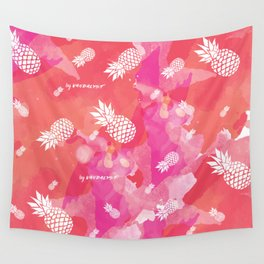 Pineappless Wall Tapestry